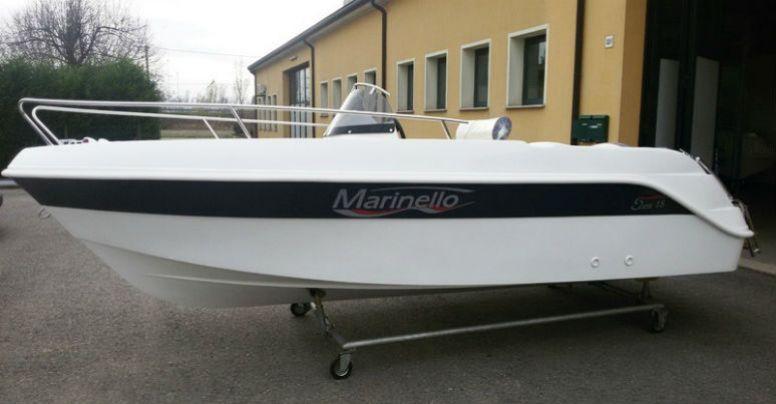 Marinello 18 Eden + Yamaha F40 HETL
