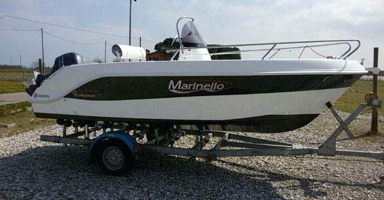 Occasione Marinello 5.40 Open + Mercury F40 PRO