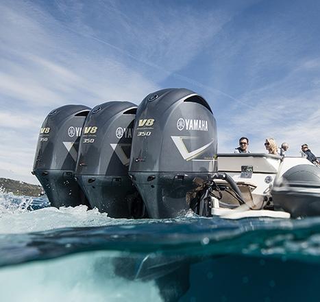 motori marini fuoribordo Yamaha