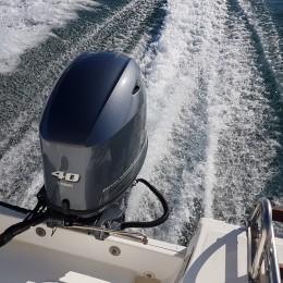 yamaha F40 GETL companymarine venezia