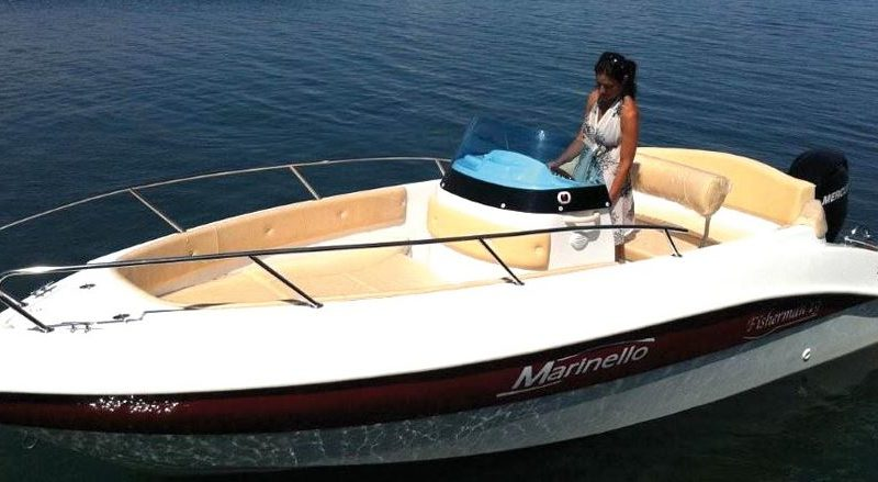 Foto Marinello 19 Fisherman Open + Yamaha F40 HETL - 4