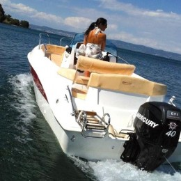 Foto Marinello 19 Fisherman Open + Yamaha F40 HETL - 2