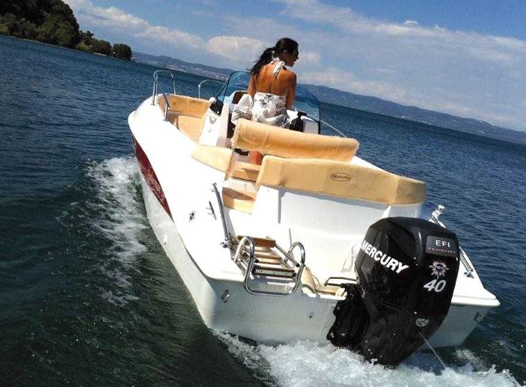 Foto Marinello 19 Fisherman Open + Yamaha F40 HETL - 1