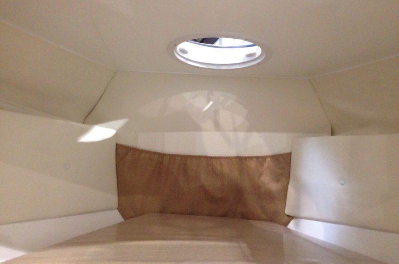 Altezza cabina Marinello 19 sport cabin