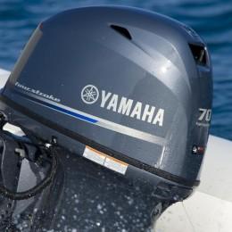 Foto Motore Fuoribordo 40 cv Yamaha F40 GETL - 1