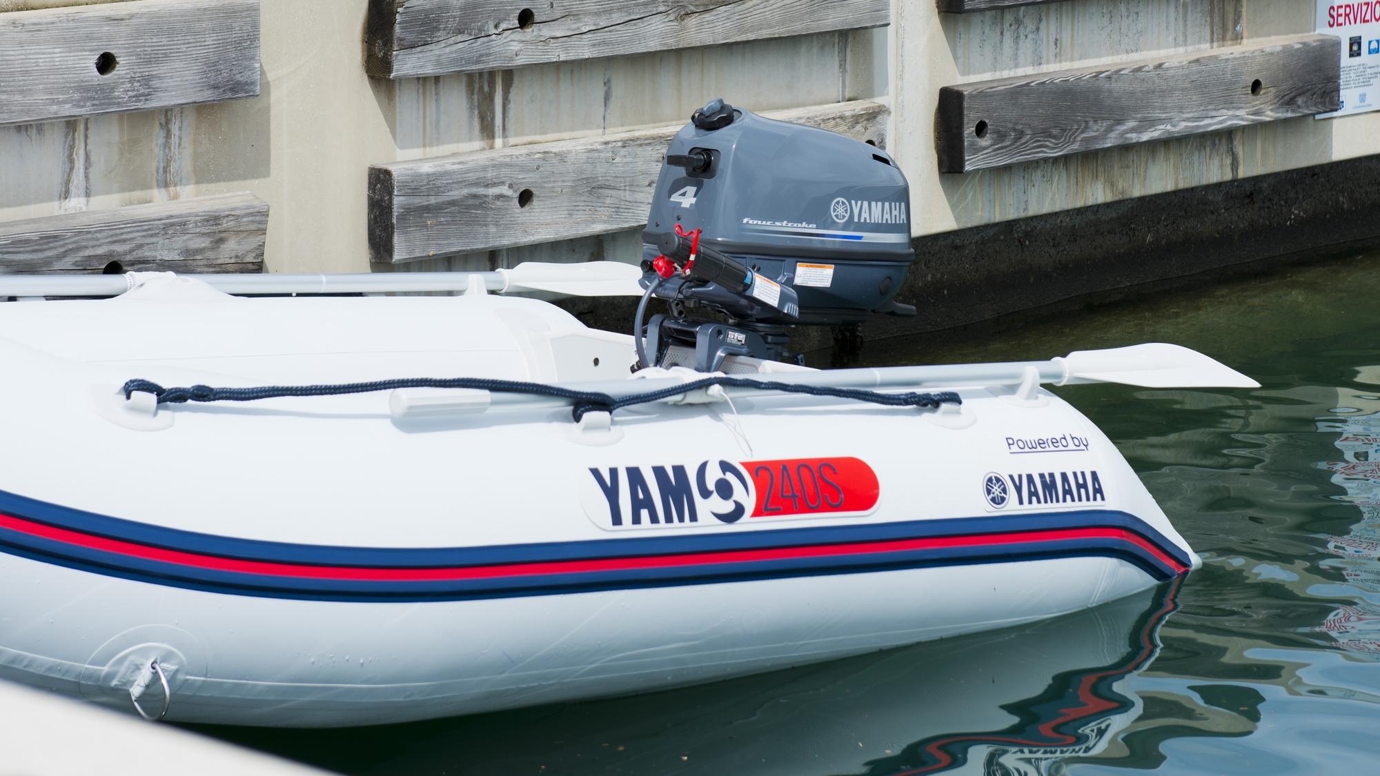 yamaha marine fuoribordo 4 - 5 - 6 cavalli venezia (2)