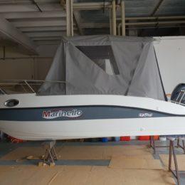 Foto Marinello 19 Sport Walkaround Cabin + Yamaha F40 HETL - 28
