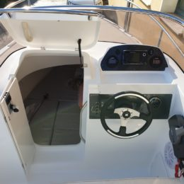 Foto Marinello 19 Sport Walkaround Cabin + Yamaha F40 HETL - 22
