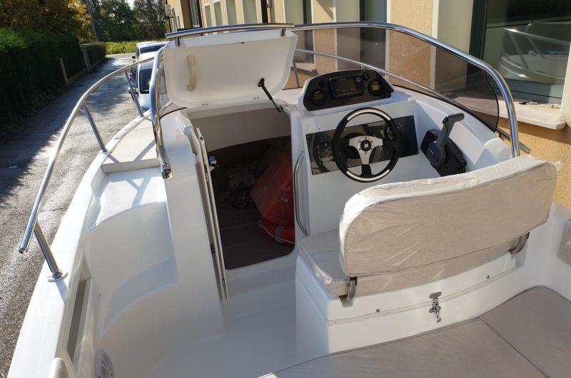 Foto Marinello 19 Sport Walkaround Cabin + Yamaha F40 HETL - 23