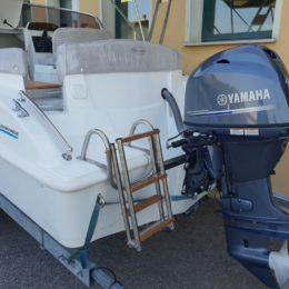 yamaha marinello 19 sport F 40 GETL
