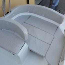 divano di poppa marinello 19 sport cabin