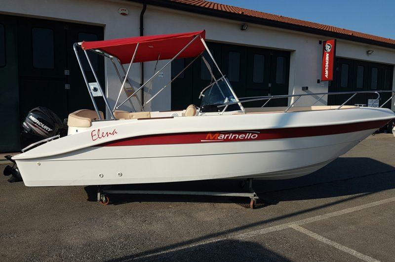 barca usata open senza patente marinello mercury yamaha venezia (1)