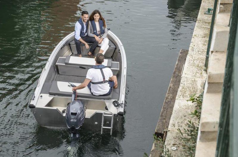 yamaha F25 G nuovo companymarine veneto venezia fuoribordo