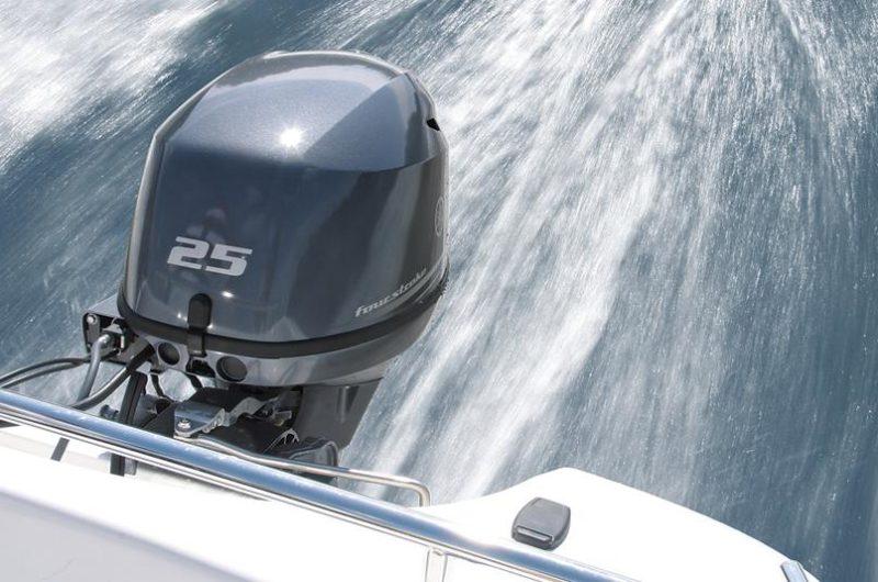 yamaha FT 25 motore da lavoro companymarine
