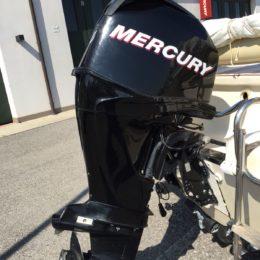 Foto Occasione Open 19.5 Adriatic + Mercury F 40 Orion usato - 10