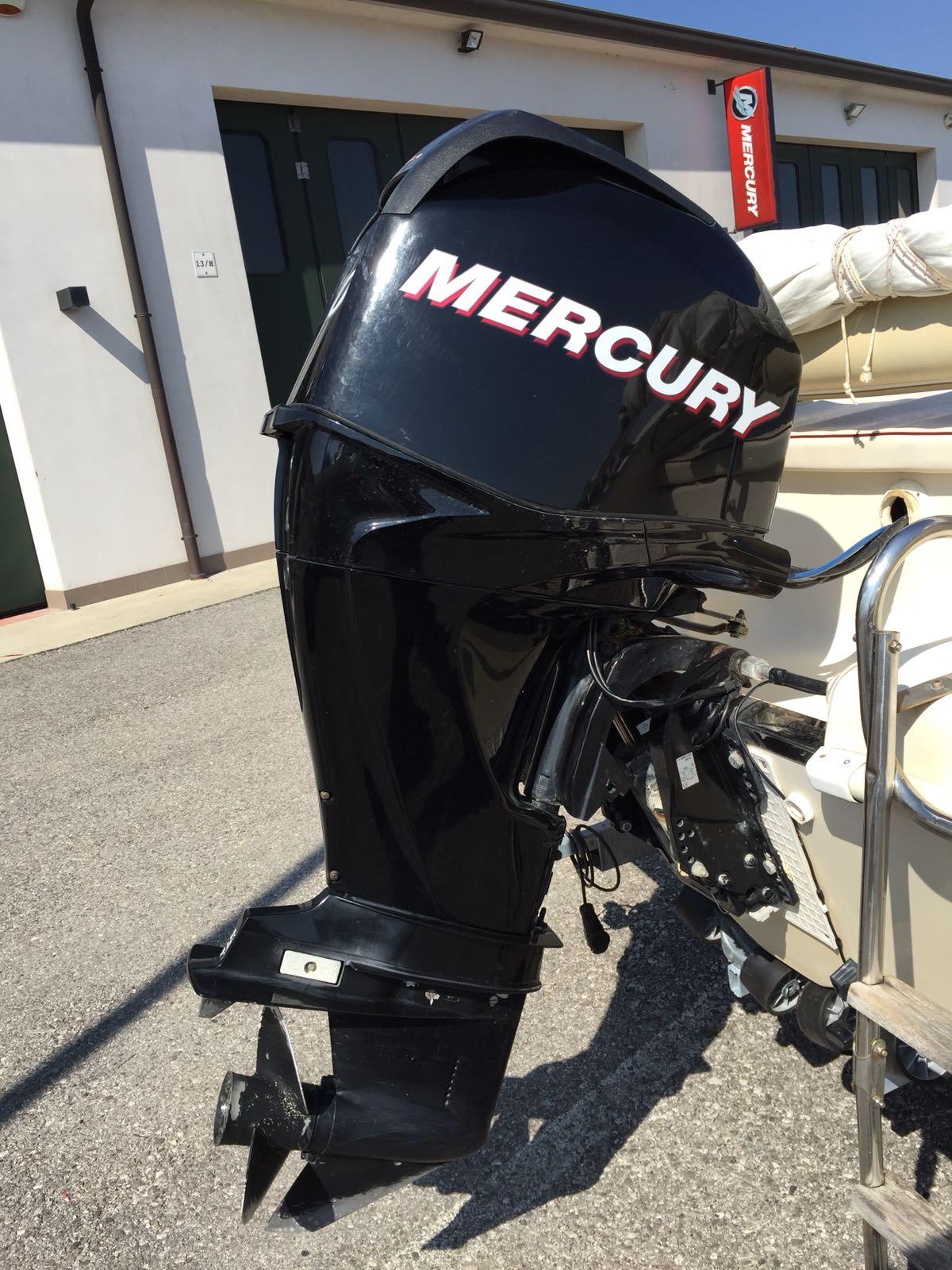 Foto Occasione Open 19.5 Adriatic + Mercury F 40 Orion usato - 8