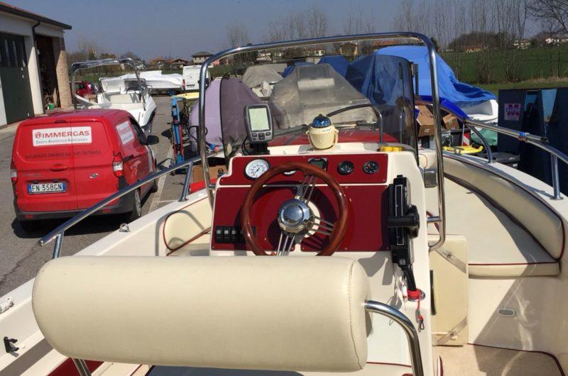 Foto Occasione Open 19.5 Adriatic + Mercury F 40 Orion usato - 4