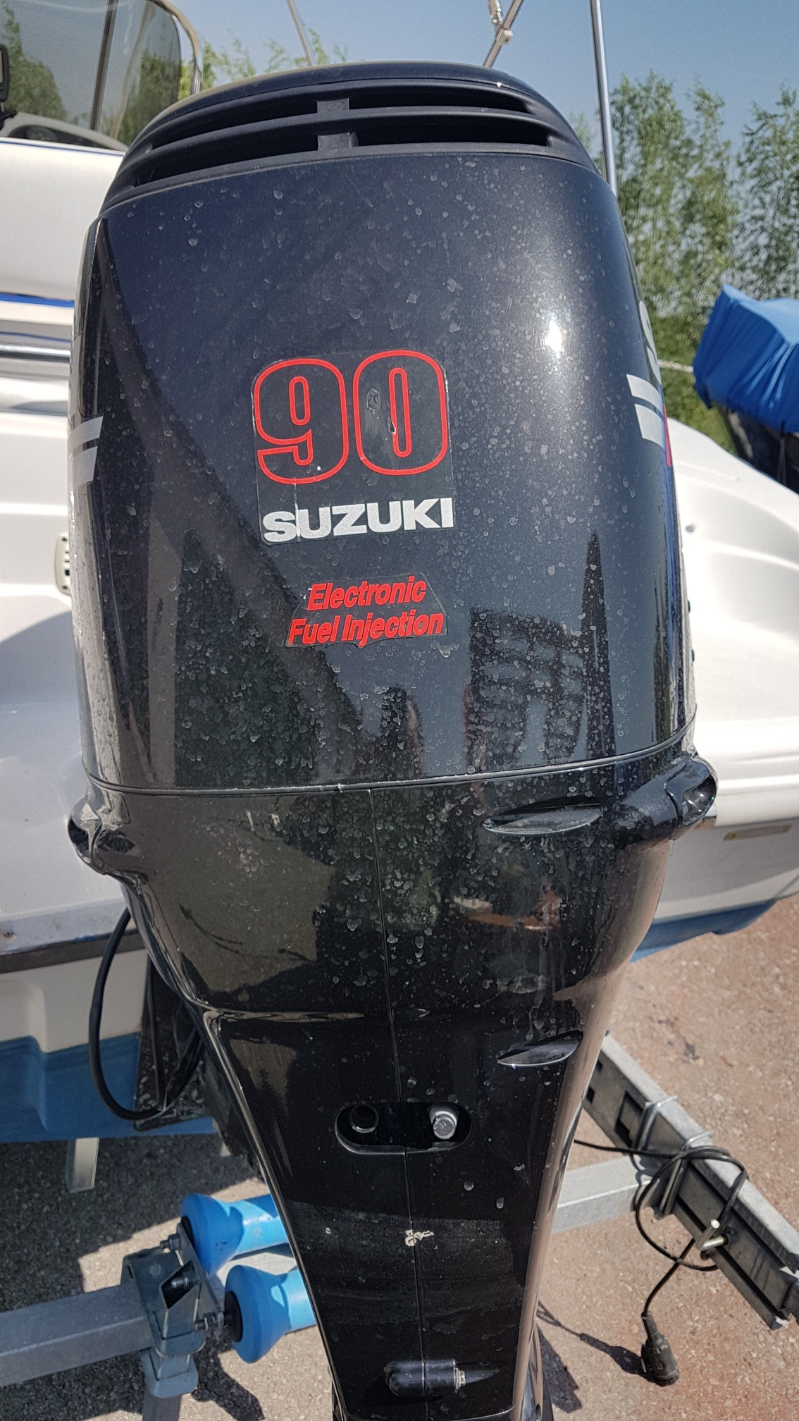 fuoribordo usato suzuki df 90 venezia