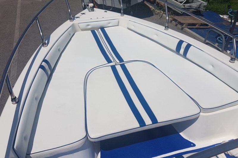 Foto Barca open senza patente Aquamar Samoa 550 + Yamaha F 40 4T - 2