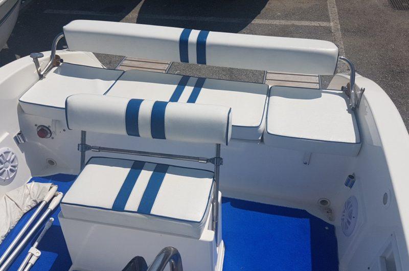 Foto Barca open senza patente Aquamar Samoa 550 + Yamaha F 40 4T - 7