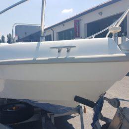 Foto Barca open senza patente Aquamar Samoa 550 + Yamaha F 40 4T - 11