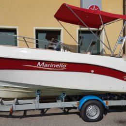 Foto Occasione Barca open Marinello 20 Eden + Yamaha F 115 - 1