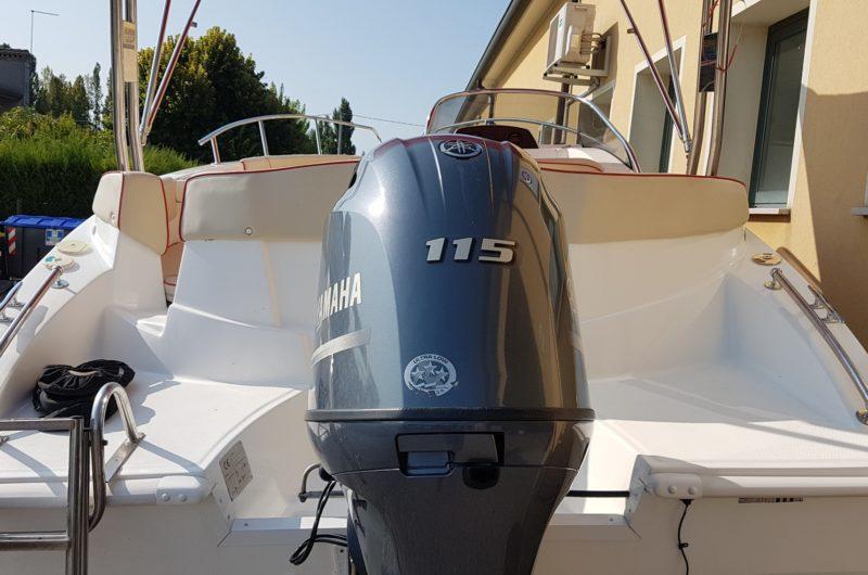 Foto Occasione Barca open Marinello 20 Eden + Yamaha F 115 - 3