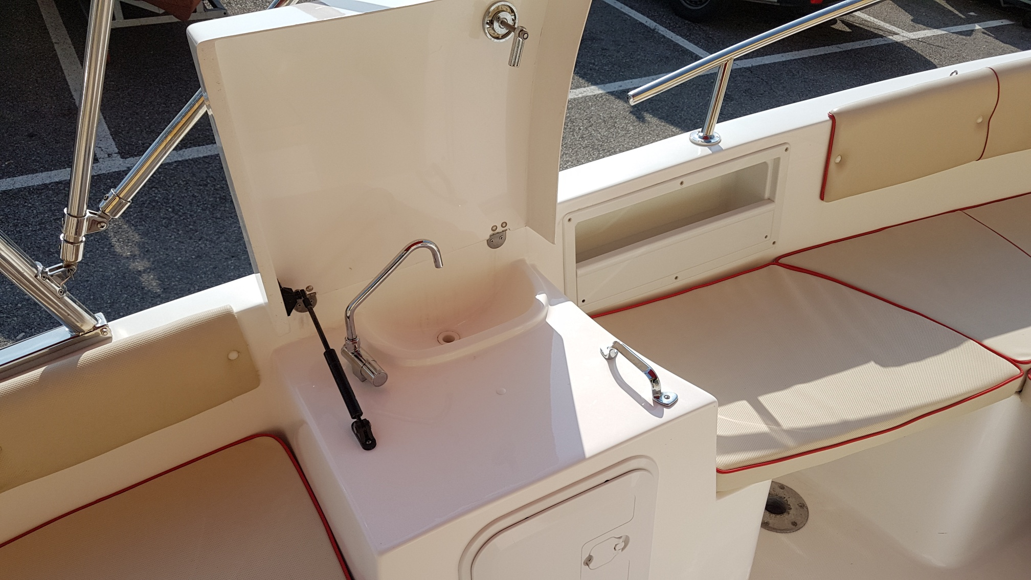 Foto Occasione Barca open Marinello 20 Eden + Yamaha F 115 - 10
