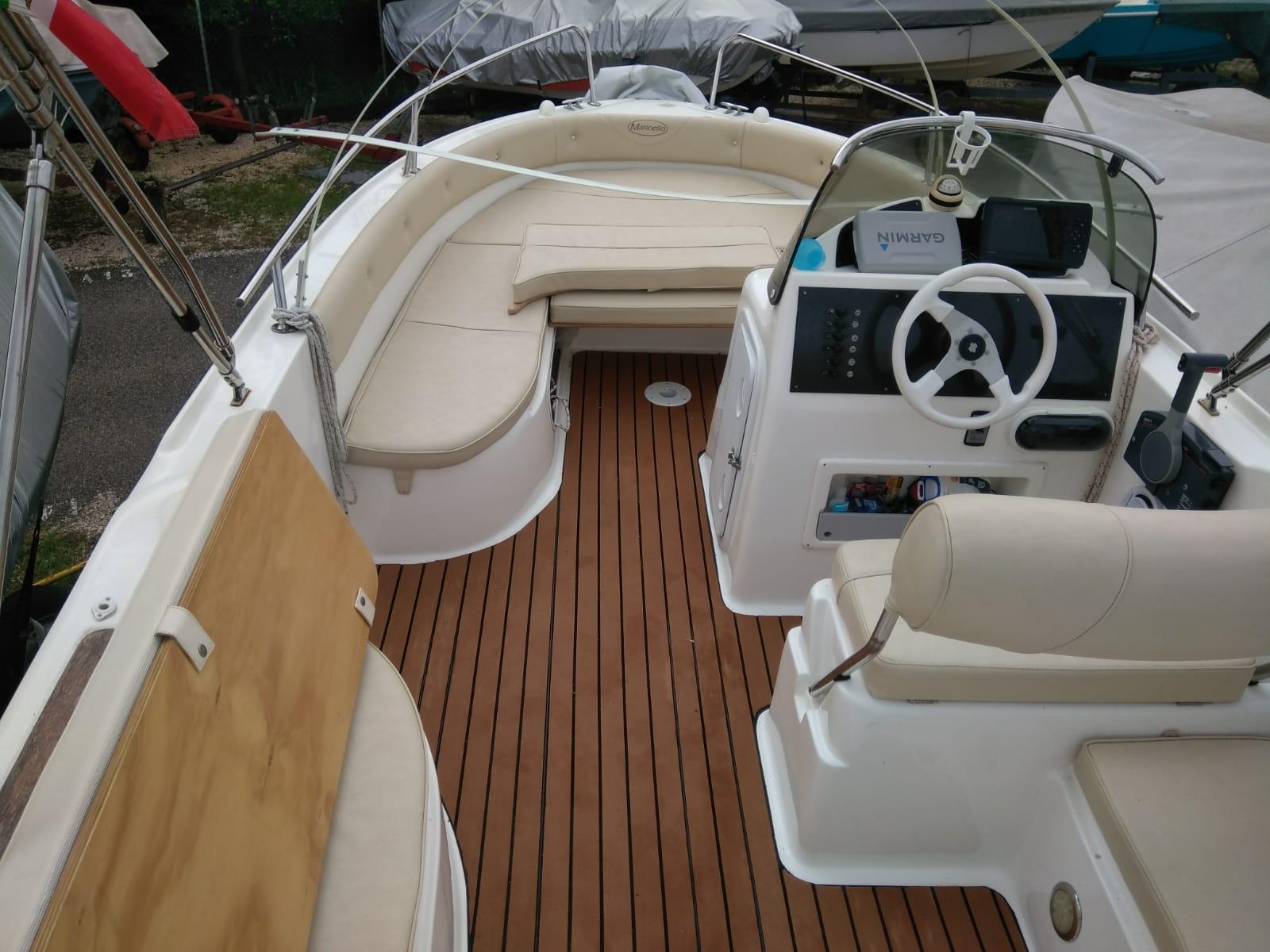Foto Occasione Open Marinello 18 Eden FULL OPTIONAL + Yamaha F 40/60 - 2