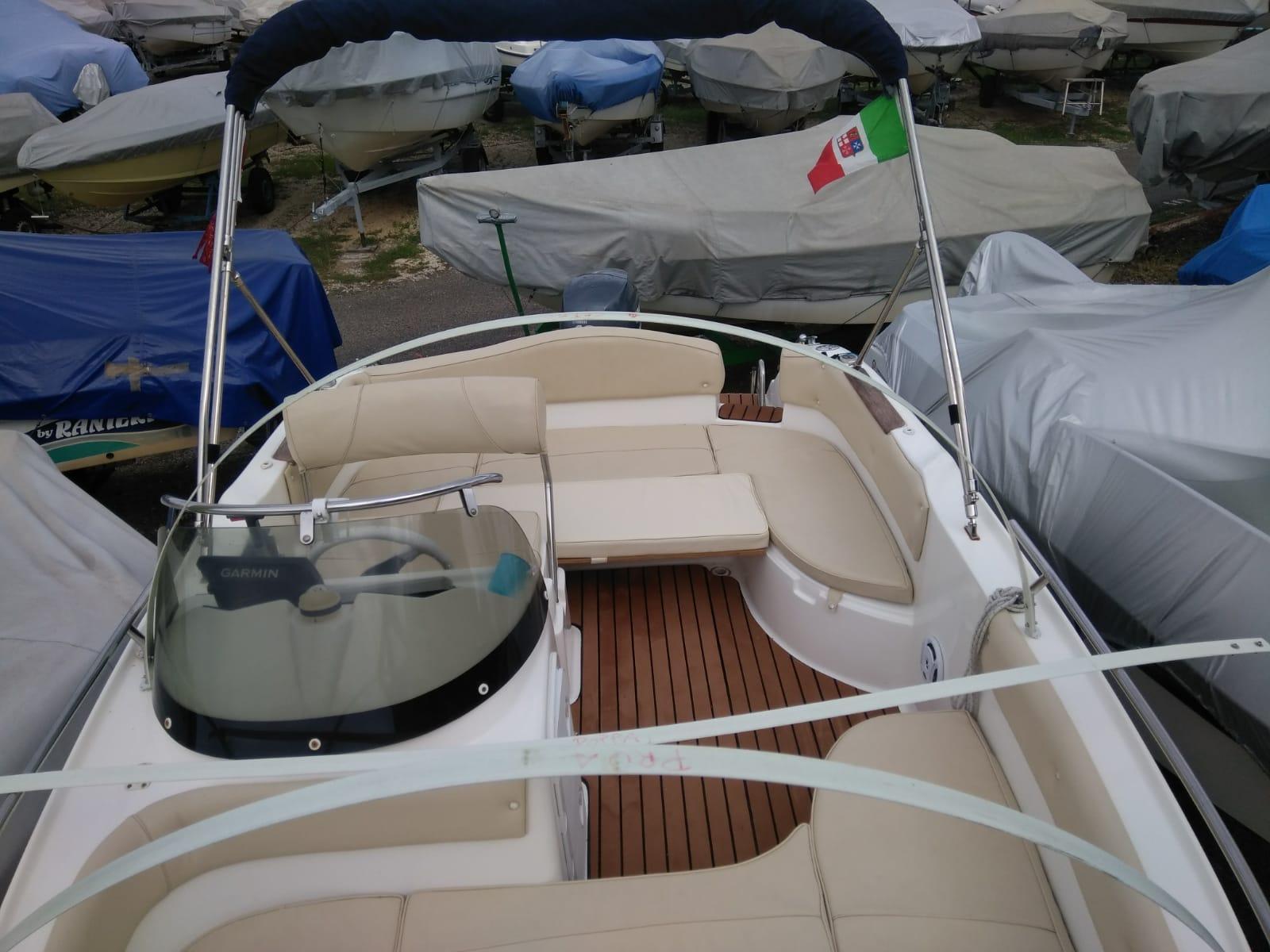 Foto Occasione Open Marinello 18 Eden FULL OPTIONAL + Yamaha F 40/60 - 4