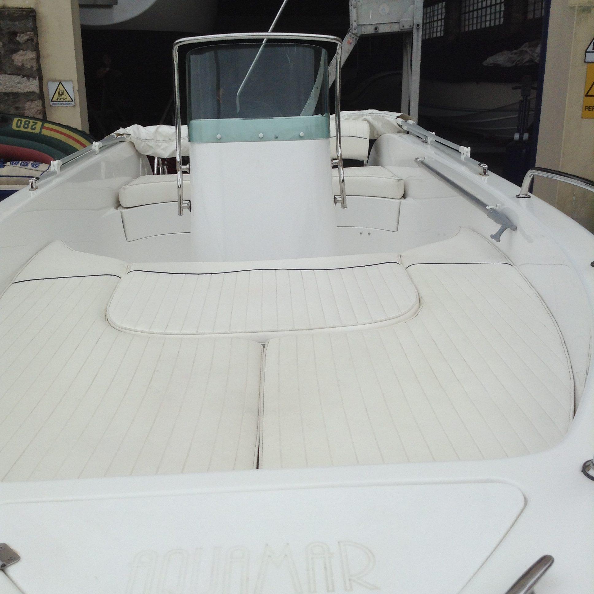 Foto Barca Open Senza Patente Aquamar First + Selva F 40 4T - 4