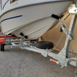 Foto Barca open Aquamar + Selva F40 + Carrello stradale - 14