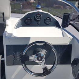 barca con cabina marinello 650