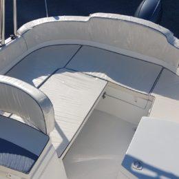 prendisole di poppa marinello 650 cabin new
