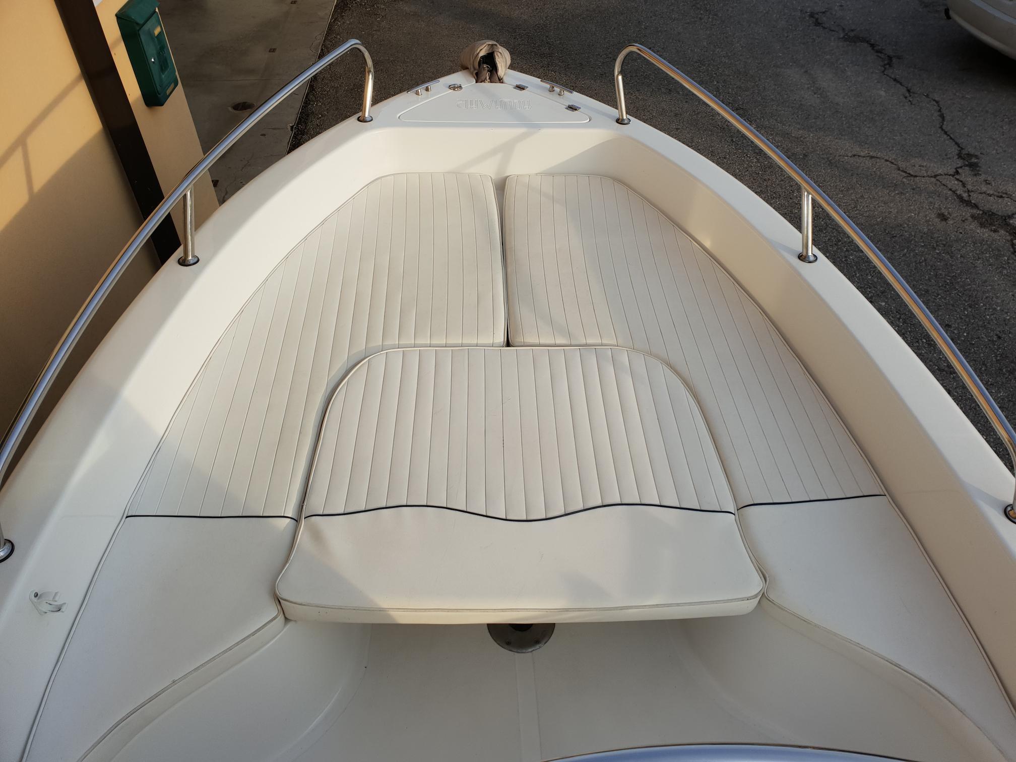 Foto Barca open Aquamar + Selva F40 + Carrello stradale - 3