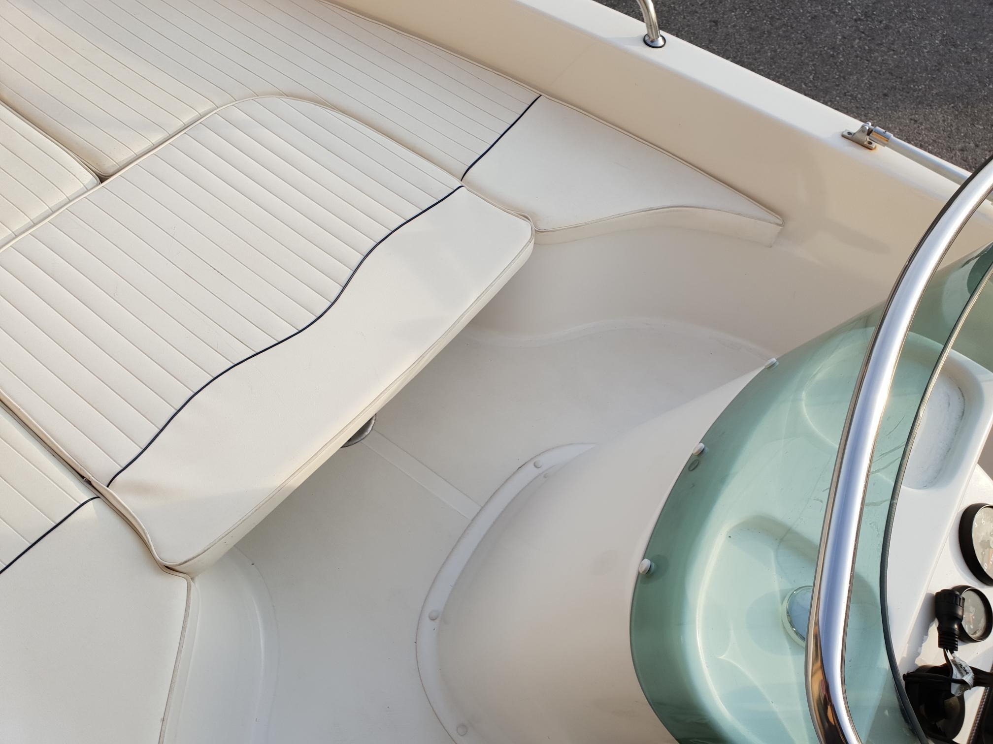 Foto Barca open Aquamar + Selva F40 + Carrello stradale - 4