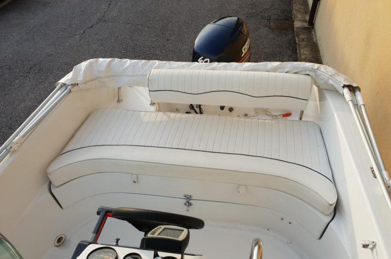 Foto Barca open Aquamar + Selva F40 + Carrello stradale - 8