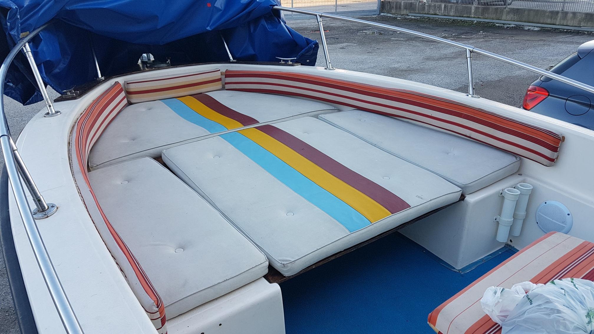Foto Barca Open Fisherman 500 - 3