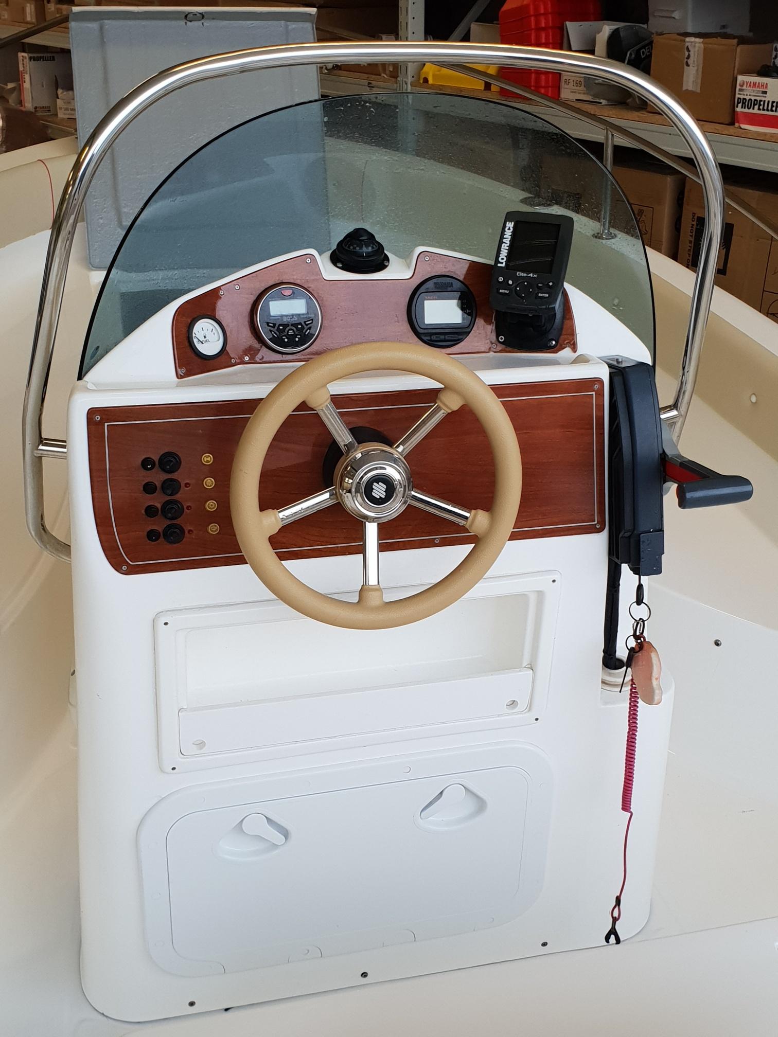 accessori barca open