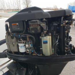 Foto Motore Fuoribordo Usato Mercury 135 Optimax L - 6