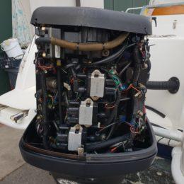 Foto Motore Fuoribordo Usato Mercury 135 Optimax L - 7