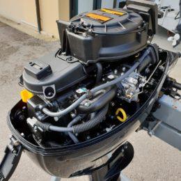 Foto Motore Fuoribordo Usato Hidea F 9.9 4 tempi gambo corto - 3