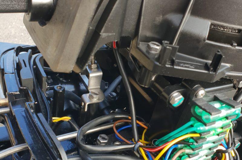 Foto Motore Fuoribordo Usato Hidea F 9.9 4 tempi gambo corto - 5