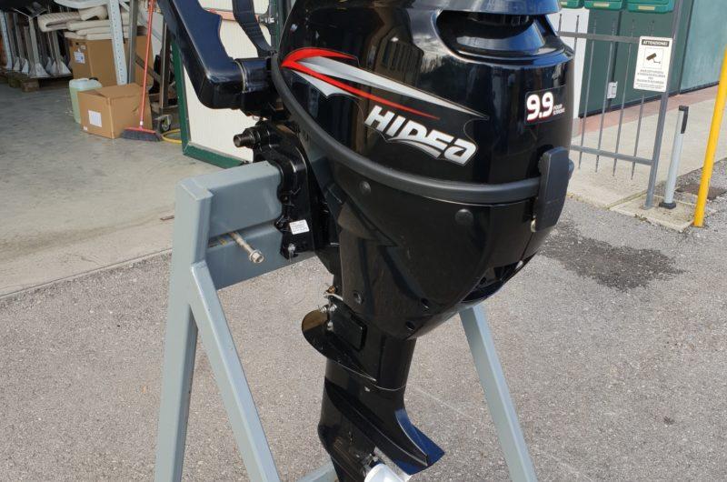 Foto Motore Fuoribordo Usato Hidea F 9.9 4 tempi gambo corto - 6