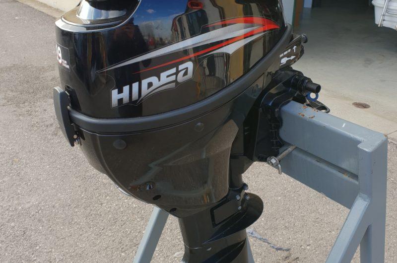 Foto Motore Fuoribordo Usato Hidea F 9.9 4 tempi gambo corto - 8