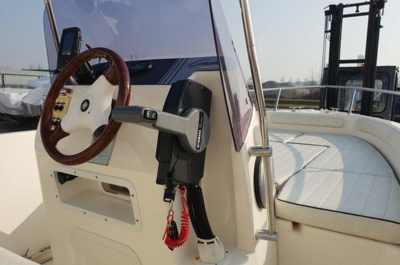 Foto Barca Open Usata Gaia 530 + Mercury F 40 60 2014 - 1
