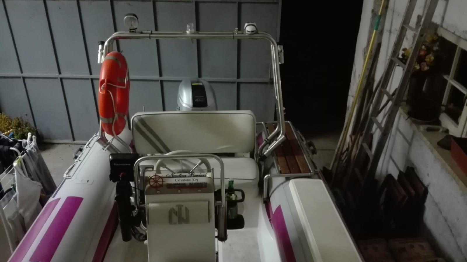 Foto Gommone Nuova Jolly 5 metri con carrello stradale - 10
