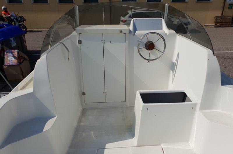 Foto OCCASIONE Barca Cabinato Pesca Aquamar 460 - 3