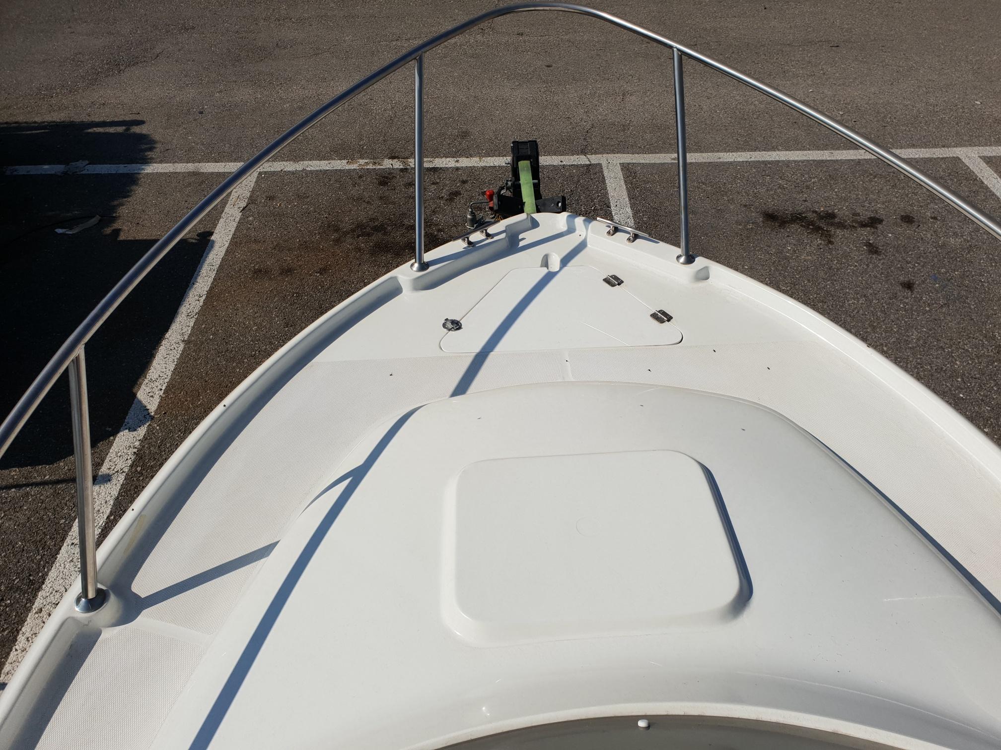 Foto OCCASIONE Barca Cabinato Pesca Aquamar 460 - 4