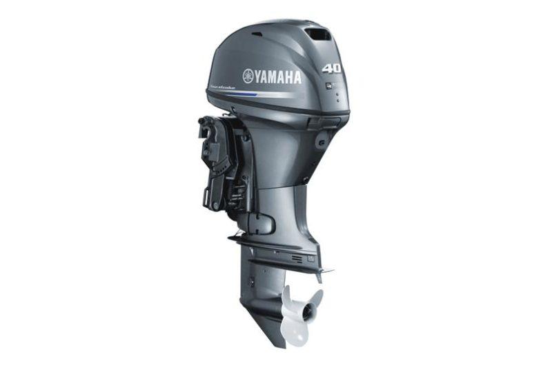 Foto Yamaha F 40F 3 Cilindri - 1